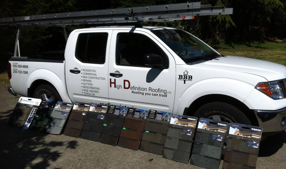 High Definition Roofing