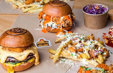 Top 10 Burger Recipes of the Decade by Twisted Featured